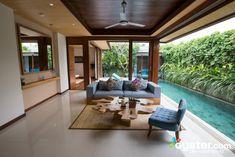 The Maca Villas & Spa is a collection of 23 luxurious, private villas in the… Villa Design, Modern House Design, Design Hotel, Design Design, Backyard Pool Designs, Small Backyard Pools, Kleiner Pool Design, Small Villa, Small Pool Design