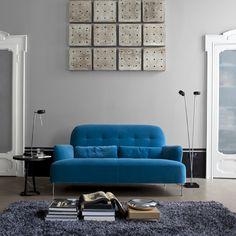 HARRY, Sofas Designer : Eric Jourdan | Ligne Roset