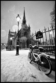 ARCHIVES JOURNAL PHOTO, il y a 4 ans: «Sucre glace» La PHOTO du Jour du 2 février 2009