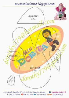 Miss Dorita: Portalapices Foam Crafts, Diy And Crafts, Arts And Crafts, Paper Crafts, Bow Template, Templates, Paper Piecing Patterns, Baby Cards, Holidays And Events