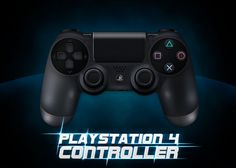Draw a photorealistic Playstation 4 controller in Photoshop on http://naldzgraphics.net