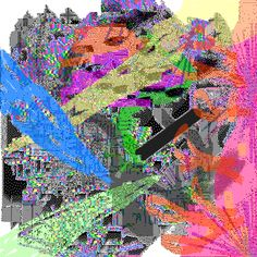 #gif #art #digital #mutations #michaelmanning #simonstage #collaboration #artists #email #image Michael Manning, Gif Art, Collaboration, City Photo, Print Patterns, Artists, Digital, Artwork, Image