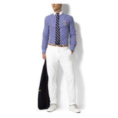 Ralph Lauren men's sportswear, nautical
