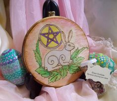 Made to Order Ostara Spring Equinox Altar by TheWhimsicalPixie11, $20.99