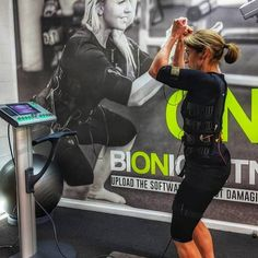 Bionic Fitness uses Electro Muscle Stimulation. Increase athletic performance, speed, strength, endurance and power. Increase Pelvic floor strength and perfect for people going through rehabilitation 20 Minute Workout, Pelvic Floor, Muscle, Athletic, Fitness, People, 20 Min Workout, Athlete, Deporte