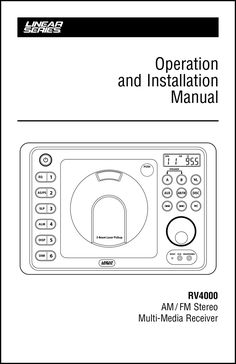 Magnadyne MCd  Operation And Installation Manual  Magnadyne