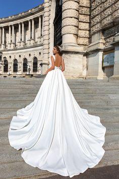 "8998959d08c1 Crystal Design 2018 Wedding Dresses — ""Royal Garden""   Haute Couture Bridal  Collections. Abiti Da Sposa ..."