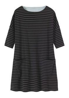 Women's Breton Stripe Dress