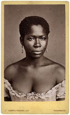 Afro-Brasil Portrait Photography in Brazil 1869/2013