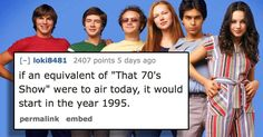 12 Sentences That Will Make You Feel Older Than Dirt - CollegeHumor Post