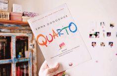 #Books and #Reviews | Resenha: Quarto (Emma Donoghue)