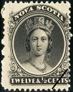 Sello%3A%20Queen%20Victoria%20(Nueva%20Escocia)%20(Queen%20Victoria)%20Mi%3ACA-NS%2010x%2CSn%3ACA-NS%2013%20%23colnect%20%23collection%20%23stamps Old Stamps, Rare Stamps, Vintage Stamps, Crown Colony, Scratchboard, Country Art, Fauna, Stamp Collecting, Nova Scotia