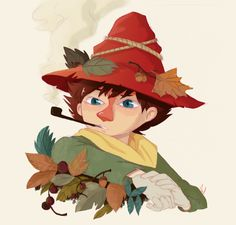The Joxter He's so handsome in Tove's drawings…
