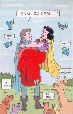 What The Fuck Snow White Humour El Humor Adult Disney Humor