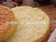 パティシエのジェノワーズ*スポンジケーキの画像