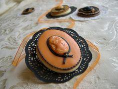 Biscotti decorati 'Halloween cookies'