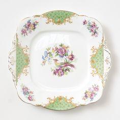 Paragon Cake Plate / Casa de Perrin