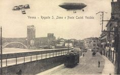 Verona - Regaste S. Verona, Anastasia, Photos, Photographs, Poster, Vintage, Italy, Fotografia, Masks