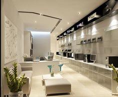 Computer Store Interior Design