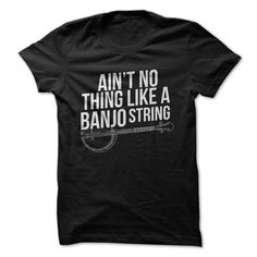 Ain't No Thing Like a Banjo String