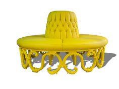POLART Round sofa by POLaRT