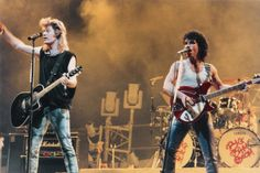 Big Bam Boom Tour (1984/85)