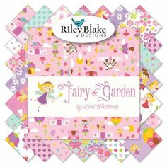 Hello Sweetheart 5 Stacker 42 5-inch Squares Charm Pack Riley Blake 5-7620-42 Echo Park Paper Co