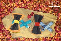 Pajaritas de piel Unic #pajaritasdepiel #leatherbowties