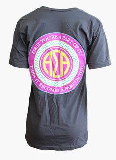 AΣA pretty in hot pink ☺ ABD ;)