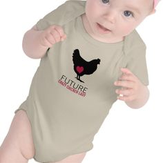 Love chickens? Perhaps you love them so much that you are becoming a crazy chicken lady. Celebrate your love for poultry with this simple but adorable design featuring a black silhouette style image of a hen with a tiny hot pink heart. Personalize any item with your own text if desired.