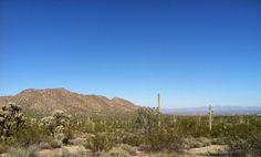 San Tan Mountains, Arizona