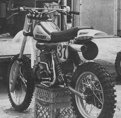 Billy Grossi's works Husky 500.