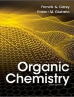 803 best organic chemistry images on pinterest organic chemistry organic chemistry edition by francis carey free ebook online fandeluxe Choice Image