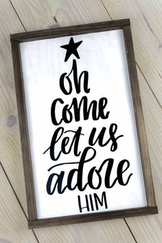 holiday signs DIY wooden signs like these are perfect projects for giving your house that down-home country chic aesthetic! Christmas Ad, Christmas Signs, Christmas Projects, Christmas Ideas, Country Christmas, Christmas Decorations, Diy Crafts To Do, Wood Crafts, Decor Crafts