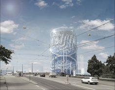 LAVA releva transformación de centro energético en ícono urbano en Alemania,Cortesía de LAVA