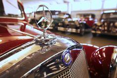 Stars abseits des Rampenlichtes – In den geheimen Hallen des Mercedes-Benz Museums in Stuttgart