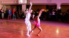 Incredible Salsa Dance Performance by Salsaoco