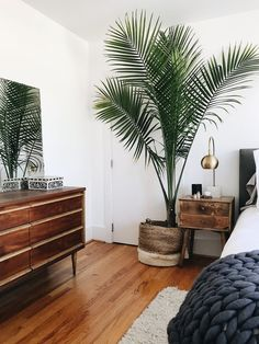 Our New Nashvilla // a home update    Bedroom inso