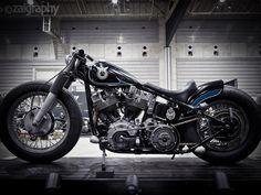 Hide Motorcycle : 1967 FLH 1420cc