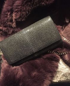 Picture was taken by: D'angleterre Creations Balmuir Stingray Clutch Gifts For Her, Unique Gifts, Zip Around Wallet, Instagram, Original Gifts