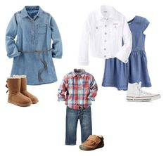 Casual Siblings by bethanydarin on Polyvore