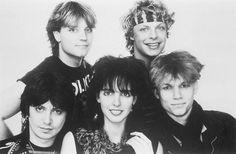 Nena & Band Nena in 1983