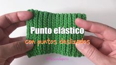 Punto elástico tejido a crochet con punto deslizados imitación dos agujas :هنر بافتنی Love Crochet, Crochet Motif, Diy Crochet, Crochet Crafts, Crochet Baby, Crochet Projects, Crochet Stitches Patterns, Knitting Stitches, Knitting Patterns