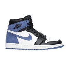 Air Jordan 1 Retro High OG  Blue Moon  - Air Jordan - 555088 115  8de8638ae