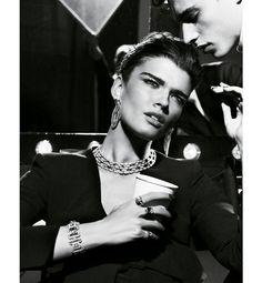 Inspirations: Les diamants dans Vogue Paris | Vogue