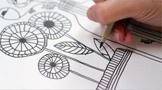 Line Drawing with Lisa Congdon - Creativebug