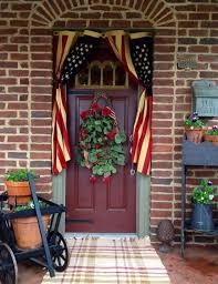 You will see how can a little flower totally shift the energy for the better. So check out my collection of Outdoor Stairs Decoration That Will Amaze You. Fourth Of July Decor, 4th Of July Decorations, 4th Of July Party, July 4th, Americana Decorations, Birthday Decorations, Stair Decor, July Crafts, Patriotic Crafts