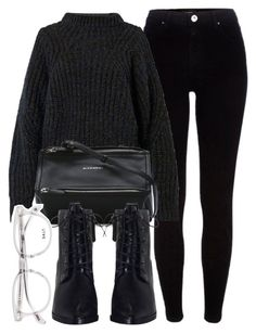 Untitled #6483 by laurenmboot on Polyvore featuring polyvore, fashion, style, Isabel Marant, River Island, Zimmermann, Givenchy and clothing