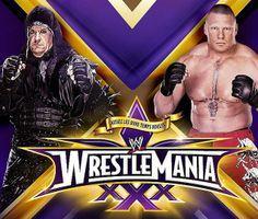 The Undertaker vs. Brock Lesnar