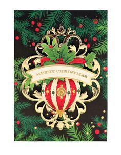 HSN 10.5.16- Deco Foil Christmas